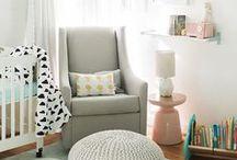 INTERIORS - KIDS BEDROOMS / Kid bedroom ideas from nursery to pre-teens, boy or girl.