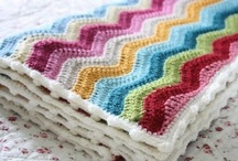 Crochet - Ripple Love / Beautiful ripple blankets, maybe a few that I've made, mostly just ones I drool over. / by Melissa Johnson