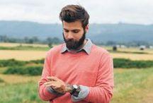Beardy / Beardly bearded beards.