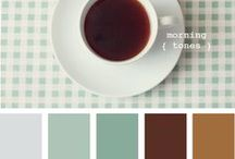 Design / 0bjects and the colors that inspire me / by Maegan Rizer