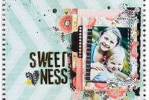 Scrapbooking / Get loads of inspiration and ideas for your next scrapbooking project.