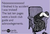 Books / by Melissa Johnson