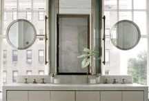 Bath I / Bathrooms modern + classic. / by StyleCarrot • Marni Katz