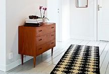 Entry / Entries and foyers that are highly functional or just plain grand. / by StyleCarrot • Marni Katz