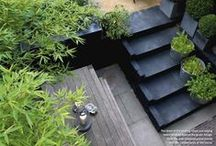 Outdoor Spaces I / Modern patios, decks, balconies, and courtyards. / by StyleCarrot • Marni Katz