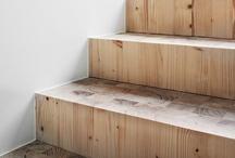 Hallways |  Stairways / by StyleCarrot • Marni Katz