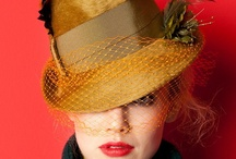 Chapeaux / Hats, hats…an endless assortment of hats! / by Jerri Gallup Johnson