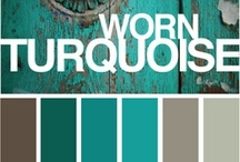 color possibilities! / by Monica Munguia