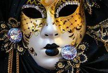 Masquerade / Venetian Carnivale and masks,