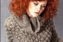 Knit Purl Girl / Spectacular knitted accessories, articles of clothing and decorative items.  / by Jerri Gallup Johnson