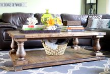 Furniture Projects / by Melissa Johnson
