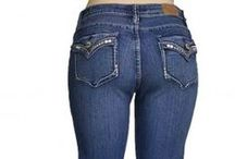 Women's Jeans / This board is all about women's jeans. You will see designer jeans, light wash, dark wash, and cutoff denim jeans