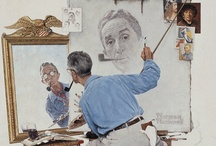 Norman Rockwell / by Beverly Terry