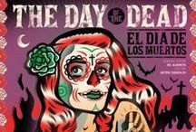 Día de los Muertos - Day of the Dead / El Dia de los Muertos, is a Mexican tradition to honour and celebrate loved ones who've passed on to the next life.