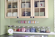 Craft Studios / Take a look at these beautiful and functional craft studio spaces. It's eye candy you'll love.