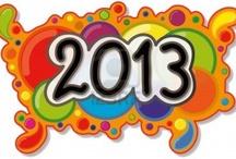 2013 goals and dreams