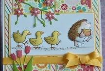 Easter / cards and crafts / by Cindi Hall