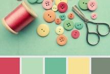 Color Palettes / by Melissa Johnson