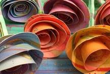 Paper Flowers (not DIY)