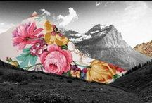 Landscapes / Landscape paintings, drawings, watercolors, etc. / by StyleCarrot • Marni Katz