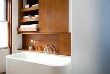Bath II / Bathrooms modern + classic. / by StyleCarrot • Marni Katz