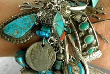 Turquoise and Silver Jewellery