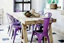 Dining Spaces II / Beautifully designed dining spaces. / by StyleCarrot • Marni Katz