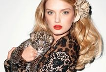 Lovin' My Leopard and Animal Prints (Absolutely Not the Real Thing!!) / Animal PRINTS only! / by Jerri Gallup Johnson