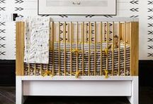Nursery / Starting babies out stylishly.  / by StyleCarrot • Marni Katz