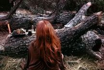 Pagan/Wiccan/Goddess / For me, Pagan means living in harmony with nature