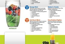 Nutribullet, clean eating and healthy stuff / by Monica Munguia