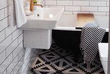 Bath III / Bathrooms modern + classic. / by StyleCarrot • Marni Katz
