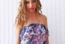 Spring Clothing Fashion / Unique spring clothing that is beautiful and fashionable. Cute women's clothing online shopping at its finest. Light airy boho chic clothing for every body type