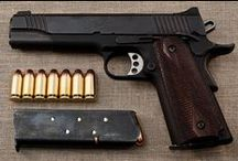 Weapons: Guns / Reference for writing and practical application