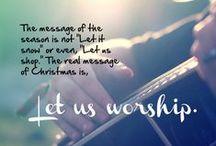 Sing praises! / worship music