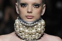 Runway Jewellery and Accessories / Couture and fashion runway accessories