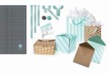 Template Studio / Make Large Scale DIY projects with the Template Studio from We R Memory Keepers. Using standard-size poster board you can create large bags, boxes, decor and more!