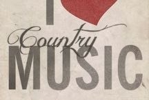 Country Artists / Music / by Susan Gossick