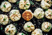 * Delightful Dumplings * / Wrapped, rolled, steamed or fried, these are the most delicious homemade dumpling recipes from around the world.