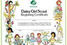 Daisy Girl Scouts Inspiration / by T Biswas