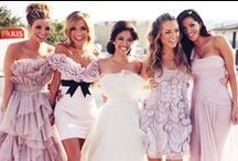 Bridesmaids w/ Style / by Cori Cook