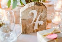 Table Numbers / by Cori Cook