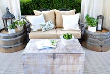 Gardening/patio / by Emily Hutchinson