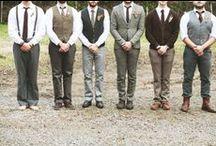 Groomsmen Style / by Cori Cook