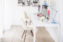 My little house - Workspace / by Ami Nordstrom