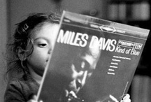 Music :: / 'For me, music and life are all about style.' ~Miles Davis / by Alexa Martins