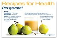 Recipes for Health / Enjoy these delicious (and healthy) recipes!