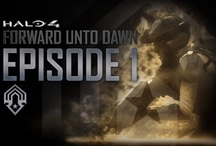 Forward Unto Dawn / Collection of the Machinema live action series for Halo 4's launch.