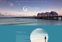 WEBSITE DESIGN ♡DC / Awesome website designs.