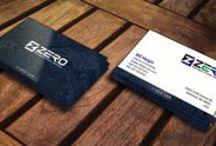 BIZ CARD DESIGN ♡DC